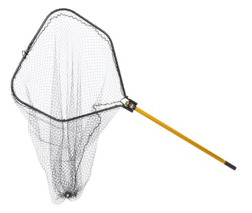 Frabill 8510 Power Stow Net with 36-Inch Telescoping Handle, 24 x 28-Inch 8510 Series
