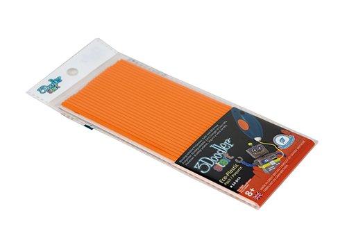 3Doodler Start Eco plástico unidades: naranja Tang (naranja)