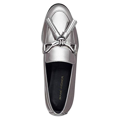 Pewter Marc Fisher Mujeres Envy2 Mocasín Ll Talla TCXqw4