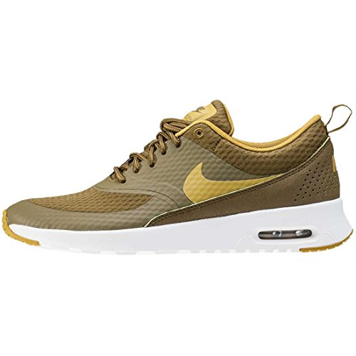 Womens Thea Air Nike Max Olive TXT Trainers Synthetic v1HgHxwq