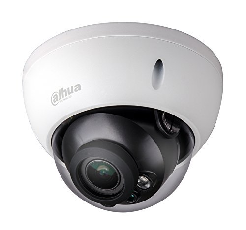 Dahua HAC-HDBW1100R-VF 1MP 720P HD-CVI Dome Security Camera, 2.7-12mm Vari-focal Lens IR CCTV Surveillance Outdoor Water-proof IP66 1 Megapixel HDCVI