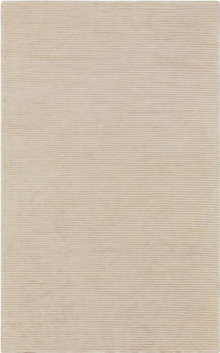 RugPal Solid/Striped Runner Area Rug 2'6