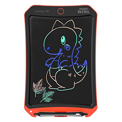 JRD&BS WINL Colorful LCD Electronic Writing Tablet Toys for 4-9Year Old Boys, Teen Boy Girl Birthday Presents Gifts,Boy Gifts 8.5