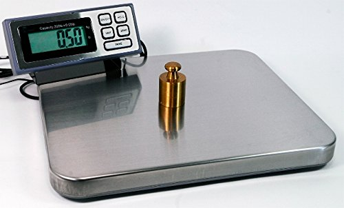 200 lb x 0.05 lb Large Shipping Scale 16x14 Platform Postal Scale Mail Scale Tree FBA_TreeLSS200-NW216