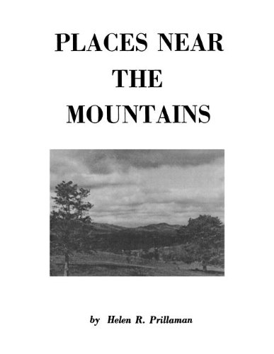 Places Near the Mountains [Botetourt and Roanoke Counties, Virginia] : From the community of Amsterdam, Virginia, up to the road to Catawba, on the waters of the Catawba and Tinker Creeks, along the Carolina Road as it approached Big Lick and other areas, primarily North Roanoke