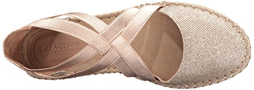 Reazione Di Kenneth Cole Womens Come Ballare In Oro Rosa Piatto