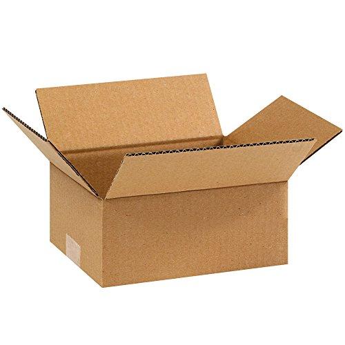 BOX USA B974100PK Corrugated Boxes, 9