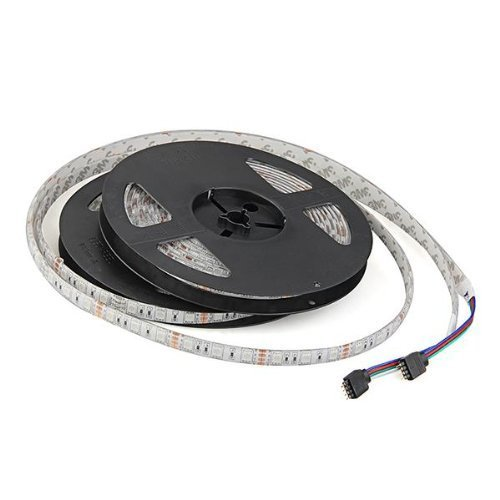 Price comparison product image BUYEONLINE 2 X 5 M 600 5050 Smd Led Waterproof Light String Bar Strip Rgb