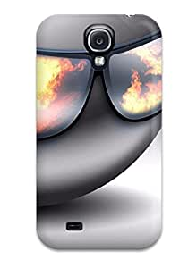 ElGLACp8672uyqpW Tpu Phone Case With Fashionable Look For Galaxy S4 - Free Phone by supermalls