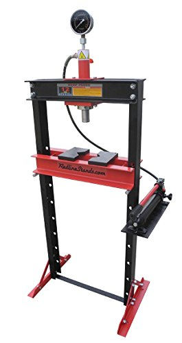 manual shop press - 6