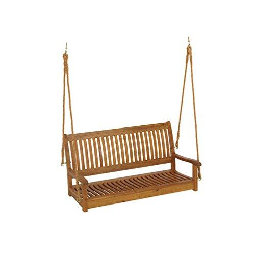 Living Accents Nyatoh Porch Swing 25.19