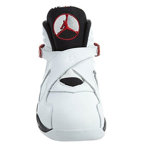 best cheap d41dd b1cec ... where can i buy svart hvit barn basketball 8 retro gym sko jordan bp  nike rød
