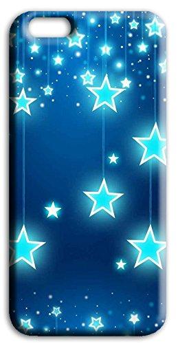 Mixroom - Cover Custodia Case In TPU Silicone Morbida Per Apple Iphone 6 6s Q243 Stelle luminose