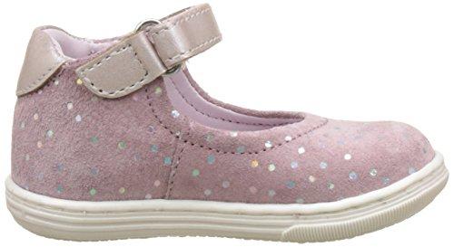 Aster Kasine - Botas de senderismo Bebé-Niños Pink (ROSE DIAMONDS)