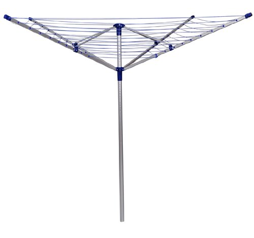 outsunny outdoor deluxe rotary clothes dryer 164 feet 10. Black Bedroom Furniture Sets. Home Design Ideas