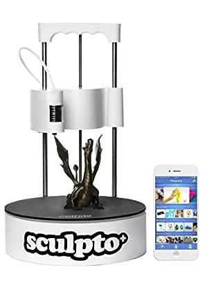 Sculpto + Impresoras 3d, Montado Con Wi-Fi, iOS y Android ...