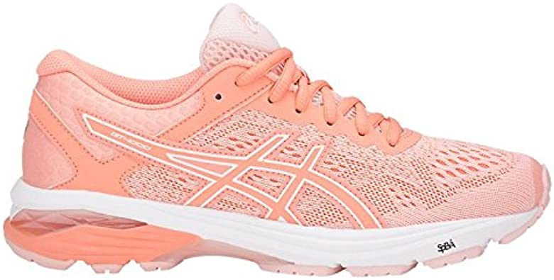 ASICS Gt-1000 6, Zapatillas de Running para Mujer: Amazon.es: Zapatos y complementos