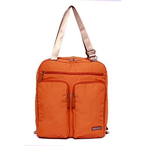 bebamour travel backpack diaper bag tote handbag purse orange baby product in the uae see. Black Bedroom Furniture Sets. Home Design Ideas