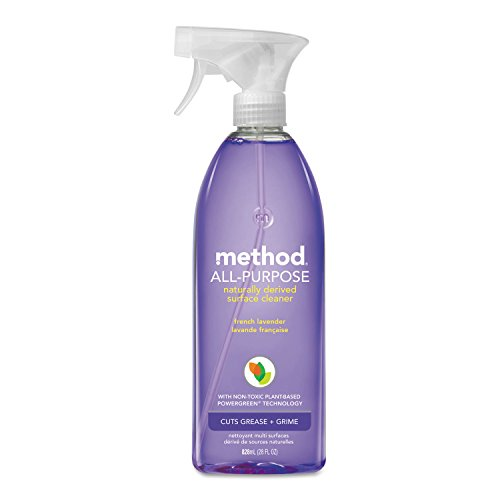 Method, MTH00005, All-Purpose Lavender Surface Cleaner, 1 Each, Lavender