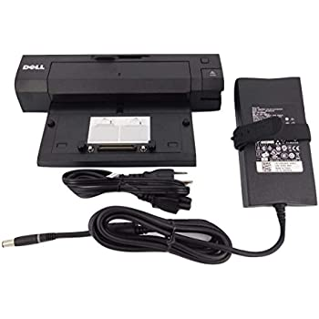Dell Inspiron 8500 8600 510m PR01X Docking Station with Power Supply Adapter PSU