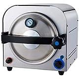 Super Dental 121℃ High Temperature Steam Sterilizer Autoclave TR250E 14L 900W