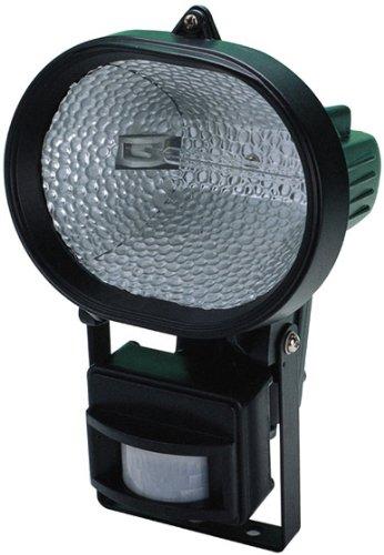 Maurer 19070240 Foco Halogeno 230 W. IP44 con lampara y sensor