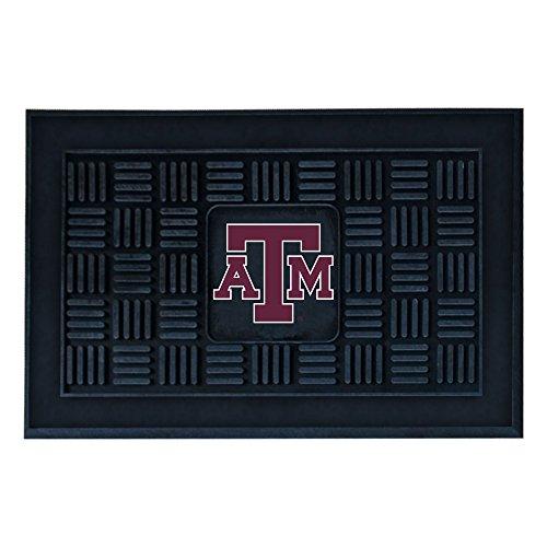 FANMATS NCAA Texas A&M University Aggies Vinyl Door Mat