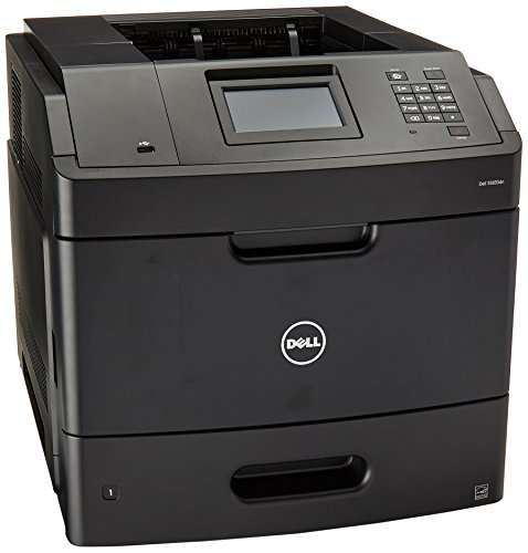 Dell S5830dn-1Y 63ppm 600x600DPI Smart Printer with Dell 1-Year Next Business Day Onsite Service Warranty