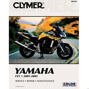 Clymer Yamaha FZ1