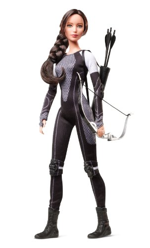 Barbie Collector The Hunger Games: Catching Fire Katniss Everdeen Doll - Discontinued by Manufacturer ()