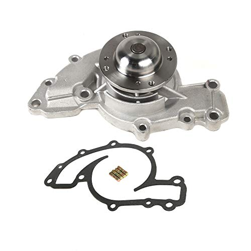 MOCA 130-1780 Engine Water Pump Kit for 98-05 Chevrolet Monte Carlo & Lumina, 98-09 Buick Regal & Riviera, 98-99 Oldsmobile LSS, 99-08 Pontiac Grand Prix 3.8L 3800CC
