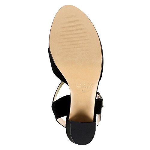 Sandali Lana Nero Shoes Evita Donna 4g0ZWq