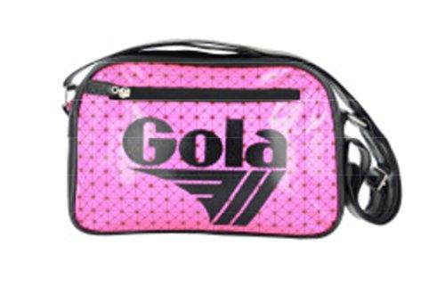 Gola , Damen Umhängetasche PINK/BLACK