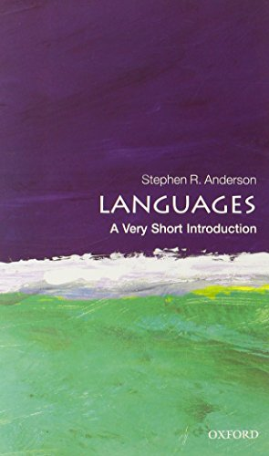 Languages: A Very Short Introduction by Oxford University Press