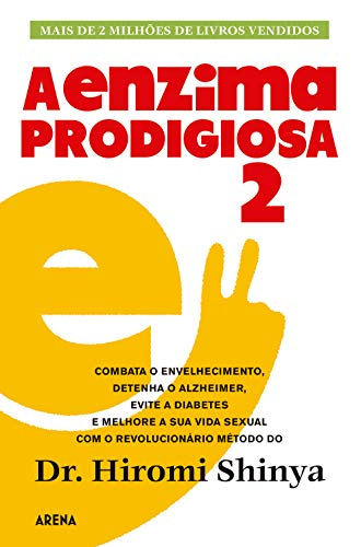 Amazon.com: A enzima prodigiosa 2 (Portuguese Edition) eBook: Hiromi ...