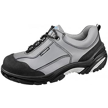 Abeba Crawler Zapatos Colour Gris/Negro S3 Negro Negro Talla:44 bx0xc