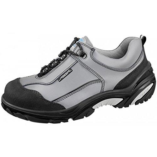 sécurité de 4875 Crawler 48 Abeba Noir Chaussures Gris bas 48 Taille qdXIwwU4E