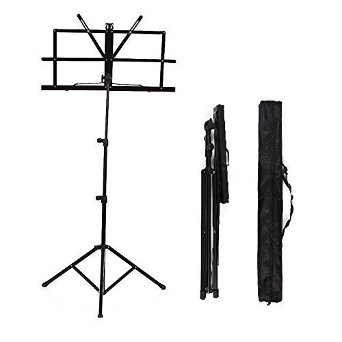 Mango Spot Folding Music Stand with Carrying