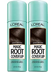 L'Oreal Paris Root Cover Up Temporary Gray Concealer...