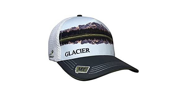 4414ec9f890bd Headsweats Glacier National Park Trucker Hat
