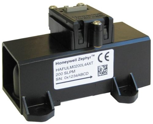 (Mass Air Flow Sensor, Zephyr, Digital, High Accuracy, 0 l/min, 10 l/min, 60 psi, 3 V, 10 V, Manifold)