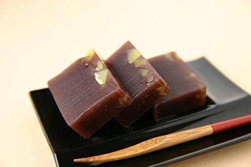 (Japan Red-bean Sweet Chestnut Paste Jelly Cake
