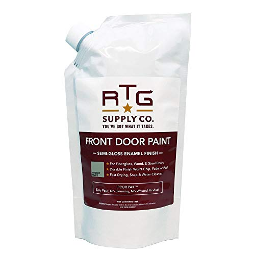 Front Door Paint (Quart, Smokey Taupe)