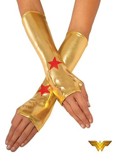 Wonder Woman Gauntlets, Multi, One Size