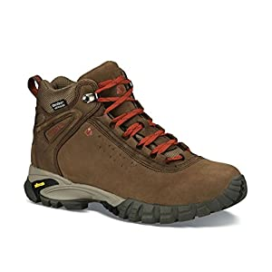 Mens Talus Ultra Dry Boots - 11 - TURKISH COFFEE/CHILI PEPPER
