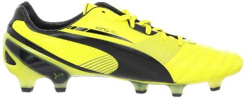 Puma Heren King Sl Fg Soccer Cleat Laaiend Geel / Zwart / Wit
