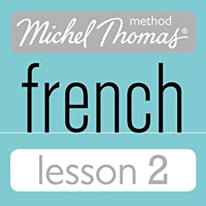 Michel Thomas Beginner French Lesson 2 Hörbuch