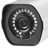 Zmodo 1080p Outdoor Wireless Smart HD Home Security IP Camera with Night Vision (2 Pack)