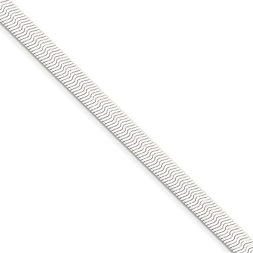 925 Sterling Silver 7mm Magic Link Herringbone Bracelet Chain 7 Inch Fine Jewelry Gifts For Women For Her