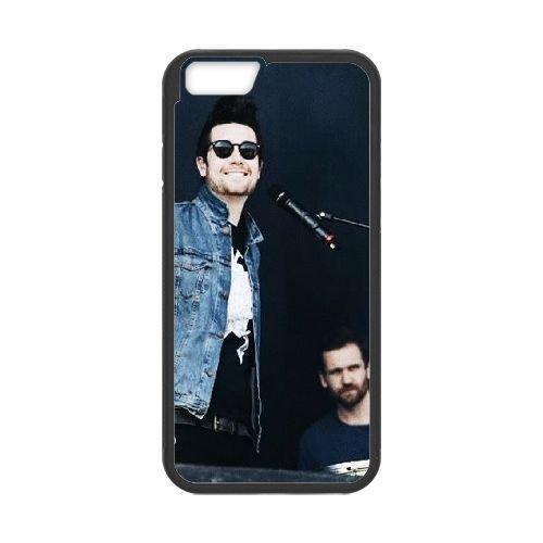 Bastille coque iPhone 6 4.7 Inch Housse téléphone Noir de couverture de cas coque EBDOBCKCO10256